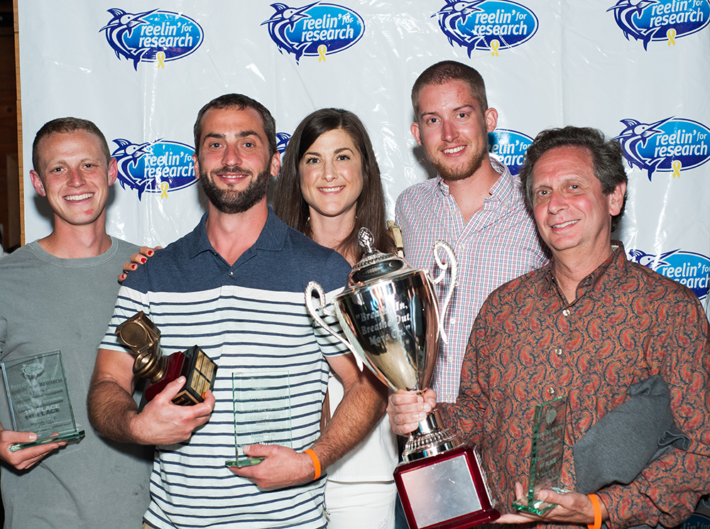 Reeling For Research Dylan Cup Winner